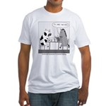 Awkward Moments in Animal Dating Fitted T-Shirt