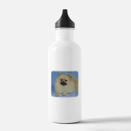 Pomeranian 9W042D-113 Sports Water Bottle