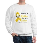 COPD Ribbon Hero Sweatshirt