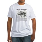 Seaboard Railway Fitted T-Shirt