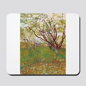 Cherry Tree Mousepad