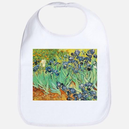 Irises Bib
