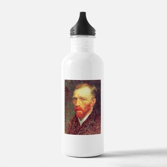 Self Portrait (1887) Water Bottle