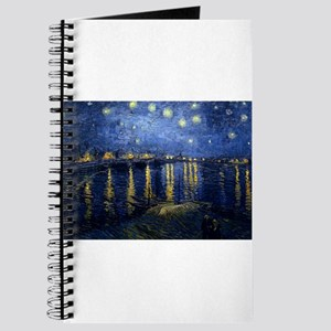 Starry Night Over the Rhone Journal