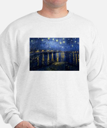 Starry Night Over the Rhone Jumper