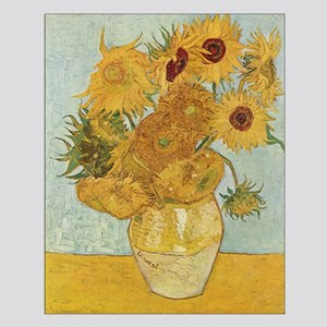 Sunflowers Small Poster