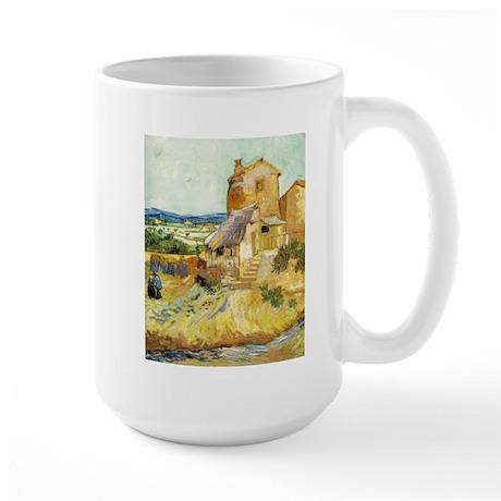 The Old Mill Large Mug