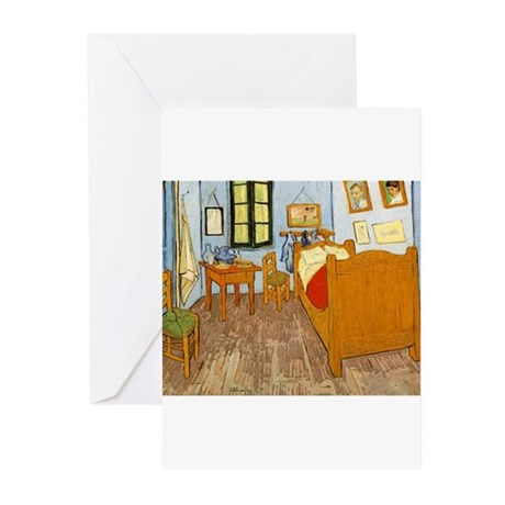 Vincents Room Greeting Cards (Pk of 20)