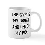Gym is my drug Mug