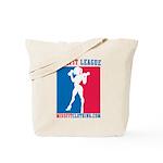 Missfit League Tote Bag