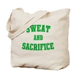 Sweat and V2 Tote Bag