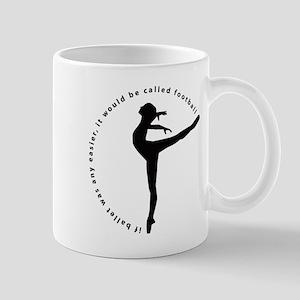 If ballet was any easier... Mug