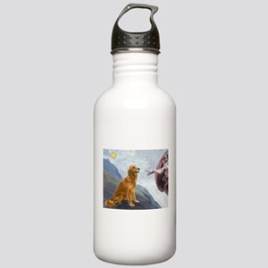 Creation (#2) & Golden Stainless Water Bottle 1.0L