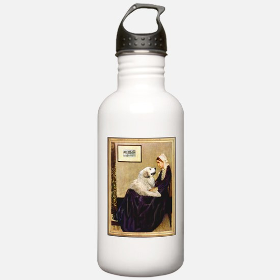 Cute Whistler Water Bottle