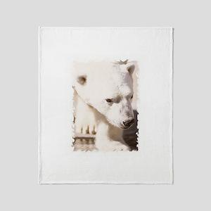 Polar Throw Blanket
