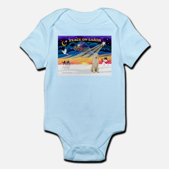 XmasSunrise/Spinone #11 Infant Bodysuit