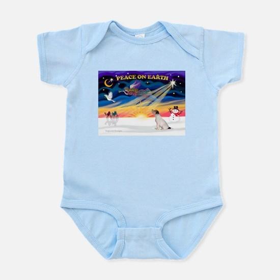 XmasSunrise/JRT #5 Infant Bodysuit