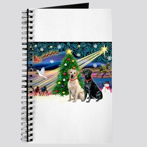 Xmas Magic/2 Labs (Y+B) Journal