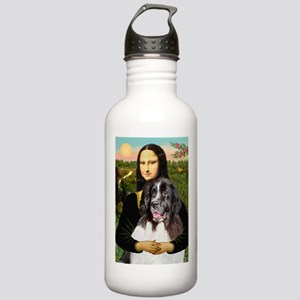 Mona Lisa's Landseer Stainless Water Bottle 1.0L