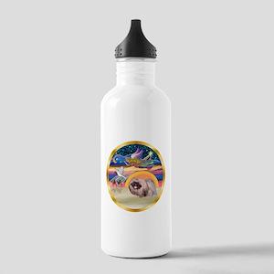 XmasStar/Pekingese #10 Stainless Water Bottle 1.0L