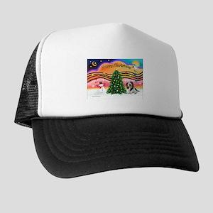 XmasMusic2/PBGV #5 Trucker Hat