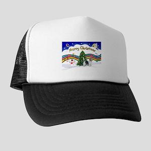 XmasMusic1/PBGV #9 Trucker Hat