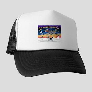 XmasSunrise/PBGB #10 Trucker Hat