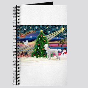 Xmas Magic & Poodle Journal