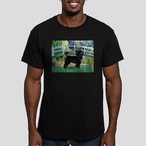Bridge / PWD (#2) Men's Fitted T-Shirt (dark)