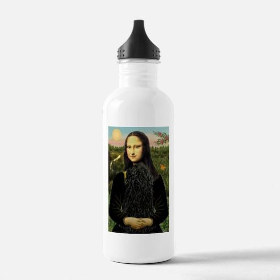 Mona Lisa (new) & Puli Water Bottle