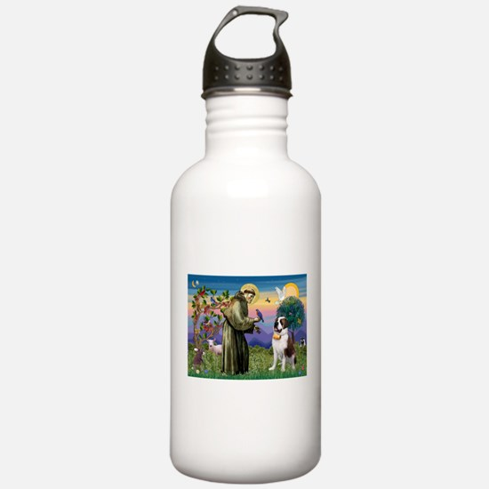 StFrancis/St Bernard Water Bottle