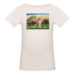 Bright Country with Saluki Tee