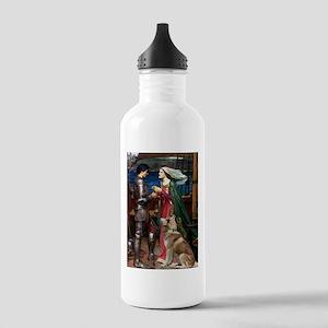 Tristan & Isolde Husky Stainless Water Bottle 1.0L