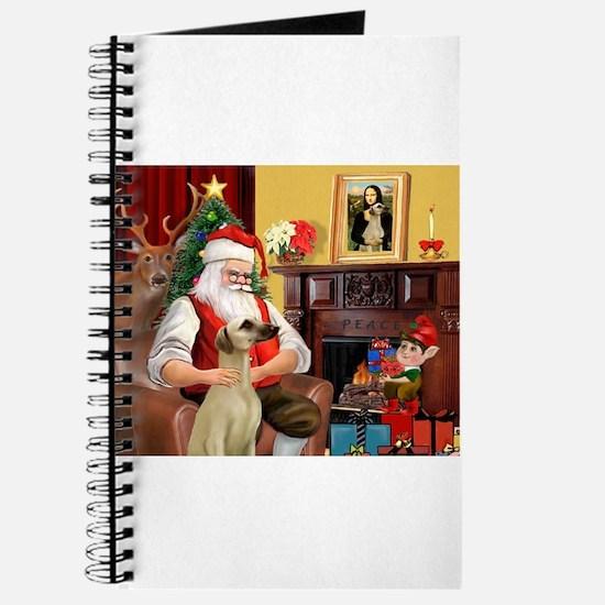 Santa's Sloughi Journal