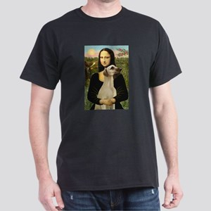 Mona Lisa's Sloughi Dark T-Shirt