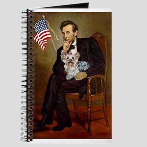 Lincoln & Yorkie Journal
