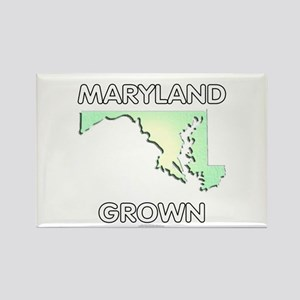 Maryland grown Rectangle Magnet