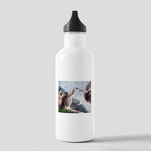 Weimaraner Creation Stainless Water Bottle 1.0L