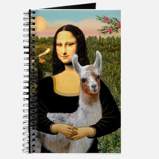 Mona's Baby Llama Journal