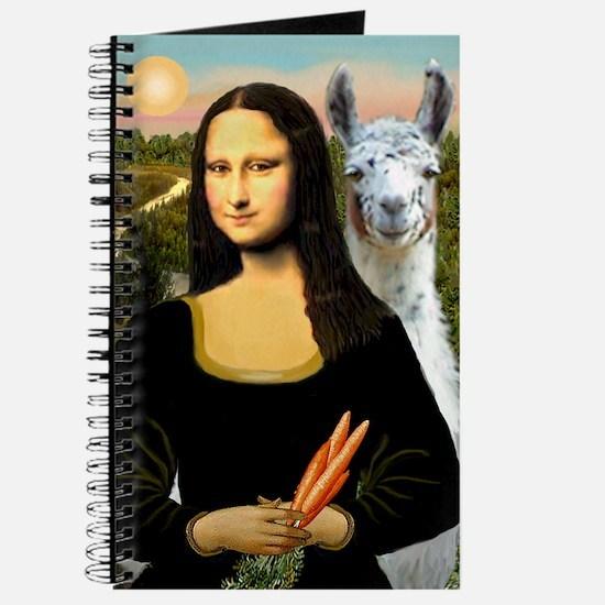 Mona Lisa's Llama Journal