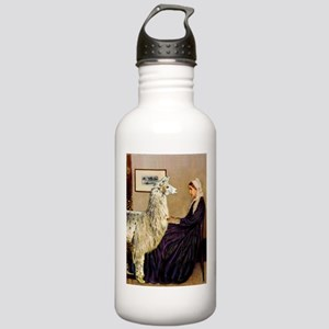 Mom's Llama Stainless Water Bottle 1.0L