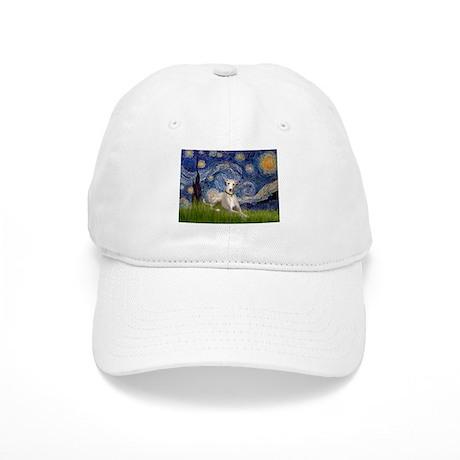 Starry Night & Whippet Cap