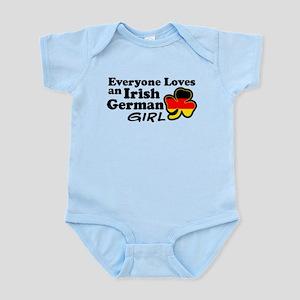 Irish German Girl Infant Bodysuit
