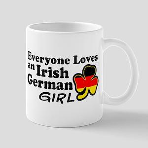 Irish German Girl Mug