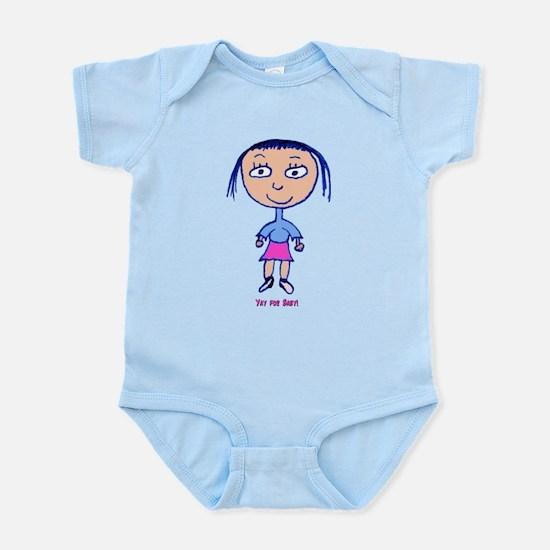 Summer Solstice Infant Bodysuit