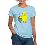 Bagpipe Chick Women's Classic T-Shirt