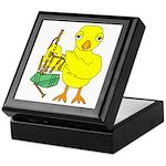 Bagpipe Chick Keepsake Box