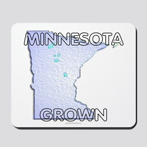 Minnesota grown Mousepad