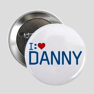 """I Heart Danny 2.25"""" Button"""