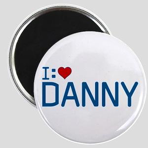 I Heart Danny Magnet